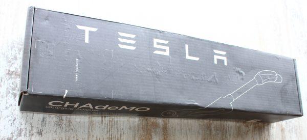 Adapter CHAdeMO USA Tesla