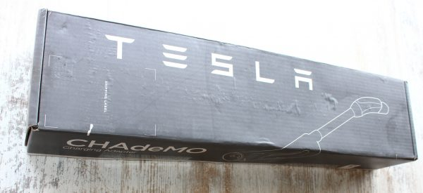 Адаптер CHAdeMO USA Tesla