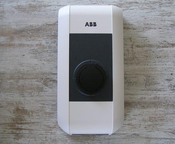 Įkrovimo stotelė ABB EVLunic