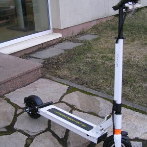 JoYor scooter X1 - Electrocars