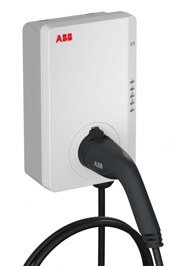 ABB Terra AC plug TYPE2