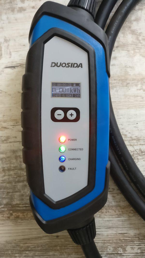 Mode2 power adjustment control unit
