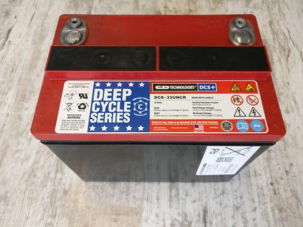 TESLA S 12V Battery 108774-00-A