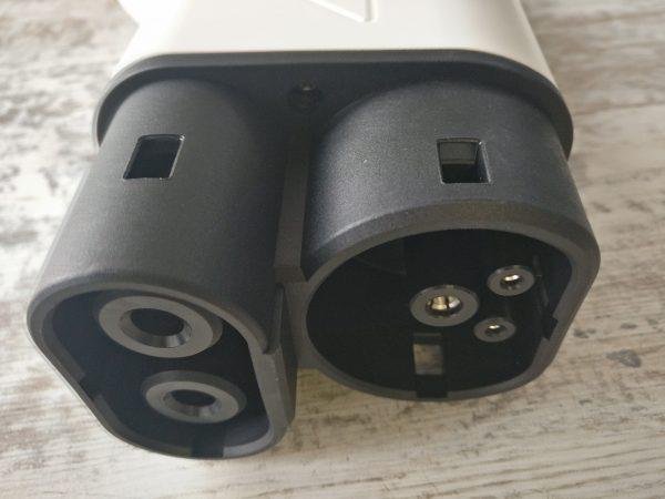 Plug CCS2 DC 150A Duosida