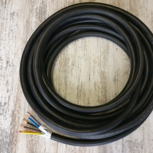 Cable 32A 400V 5x6+2x0,5